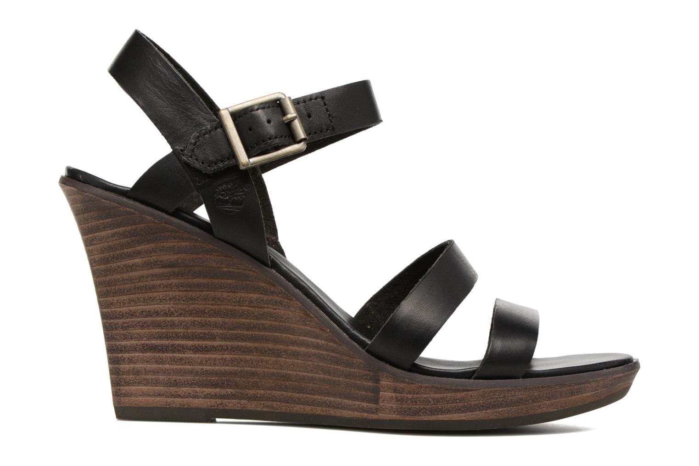 Sandalen Timberland Cassanna Y-Strap Sandal braun ansicht von hinten