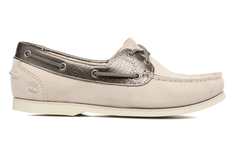 Chaussures à lacets Timberland Classic Boat Unlined Boat Gris vue derrière