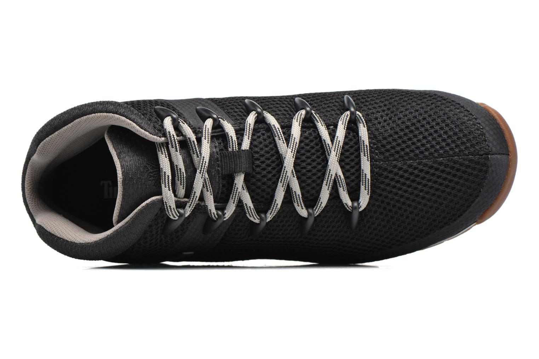 Euro Sprint Fabric Black