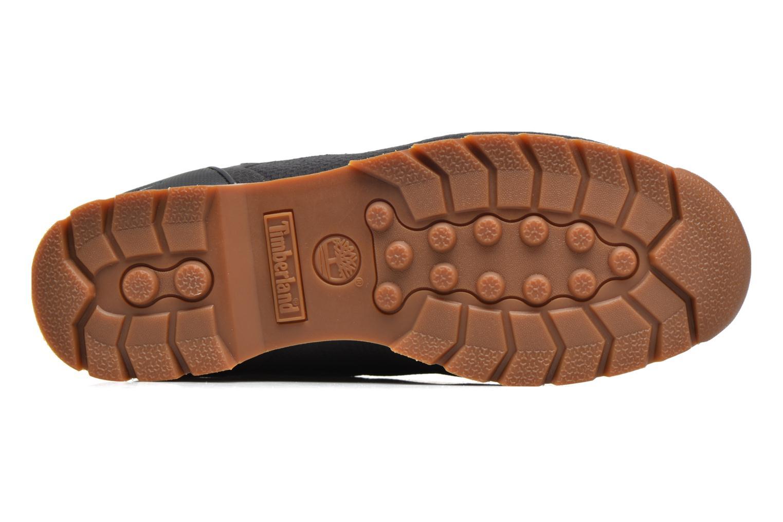 Chaussures à lacets Timberland Euro Sprint Fabric Noir vue haut