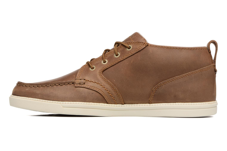 Chaussures à lacets Timberland Fulk LP Chukka MT Beige vue face