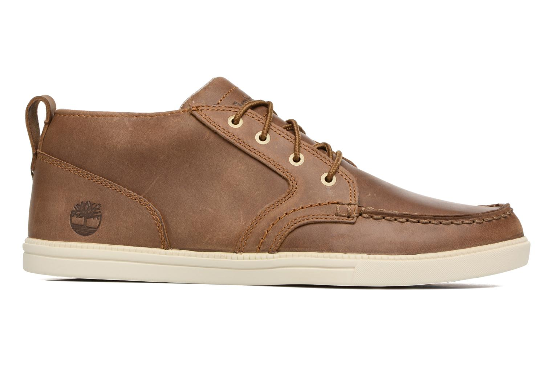Chaussures à lacets Timberland Fulk LP Chukka MT Beige vue derrière