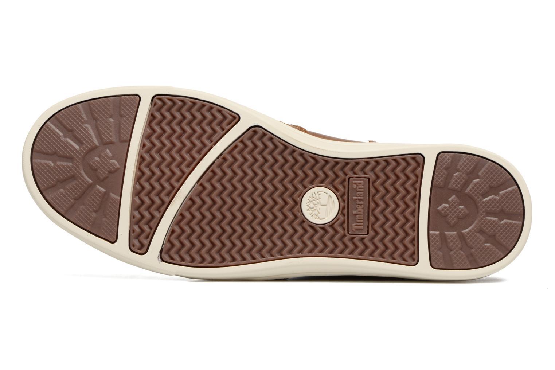 Chaussures à lacets Timberland Fulk LP Chukka MT Beige vue haut