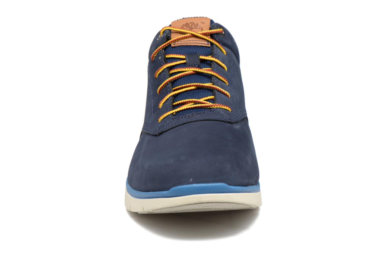 Baskets Timberland Killington Half Cab Bleu vue portées chaussures