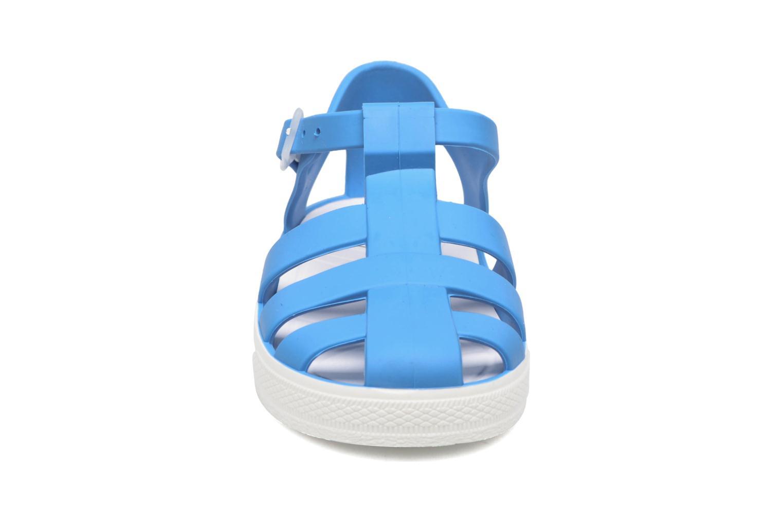 Sandalias SARENZA POP Romy Azul vista del modelo