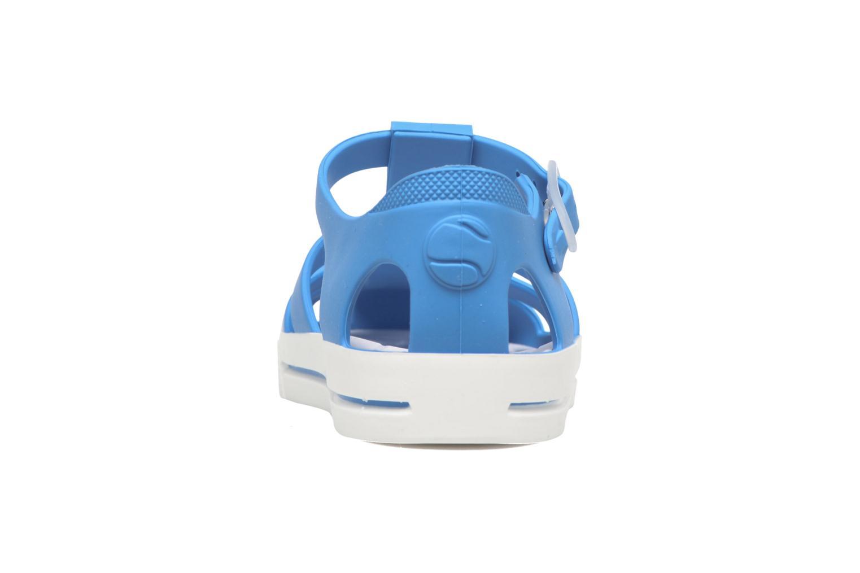 Sandalen SARENZA POP Romy blau ansicht von rechts