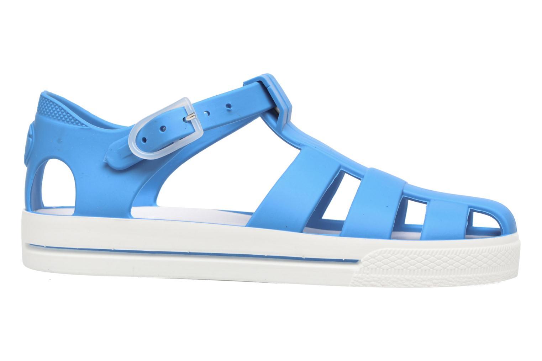 Sandalen SARENZA POP Romy blau ansicht von hinten
