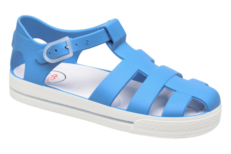 Sandalias SARENZA POP Romy Azul vista de detalle / par