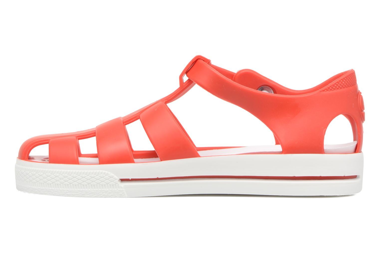Sandali e scarpe aperte SARENZA POP Romy Rosso immagine frontale