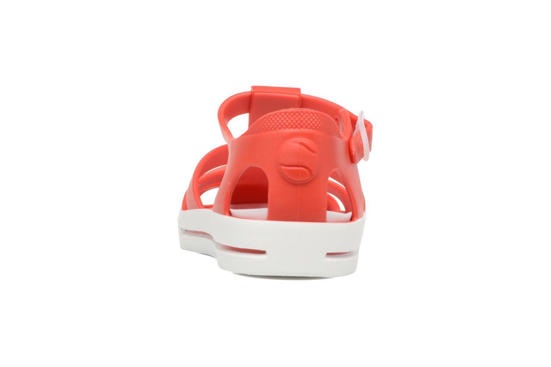 Sandali e scarpe aperte SARENZA POP Romy Rosso immagine destra