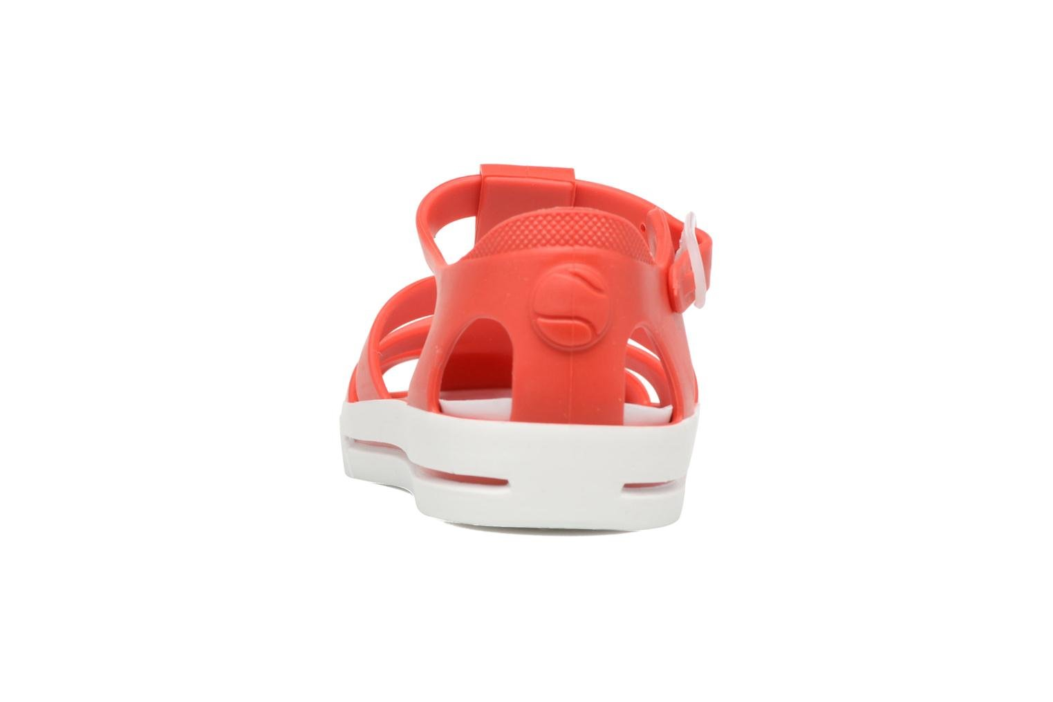 Sandals SARENZA POP Romy Red view from the right