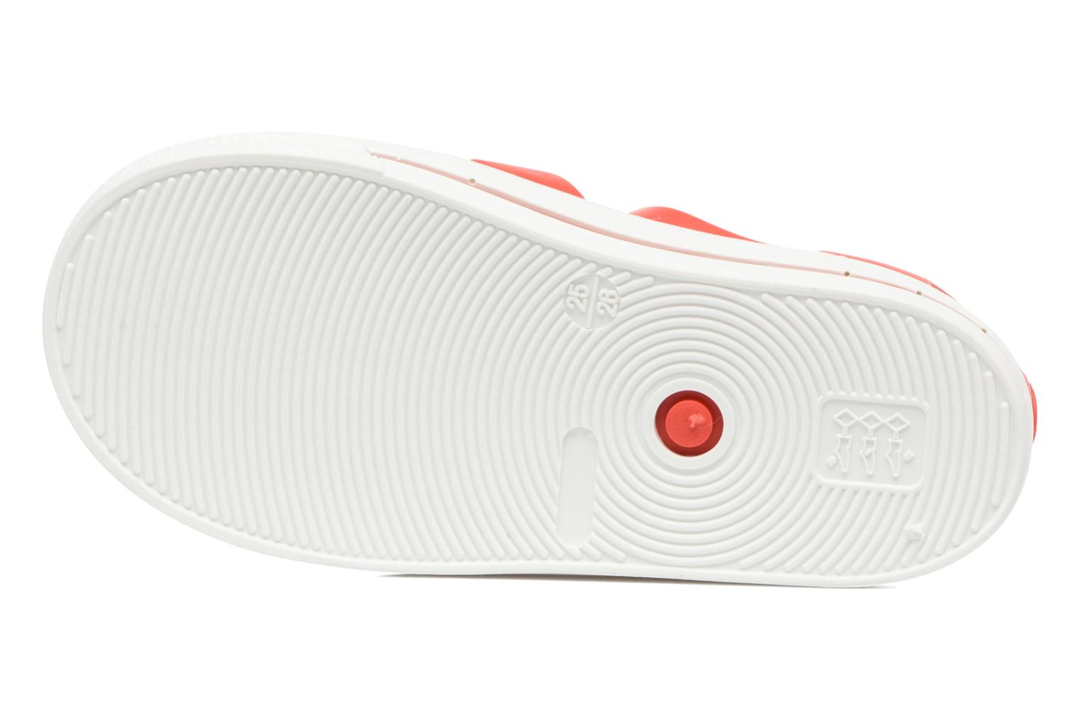 Sandals SARENZA POP Romy Red view from above