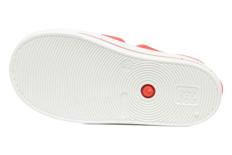 Sandali e scarpe aperte SARENZA POP Romy Rosso immagine dall'alto
