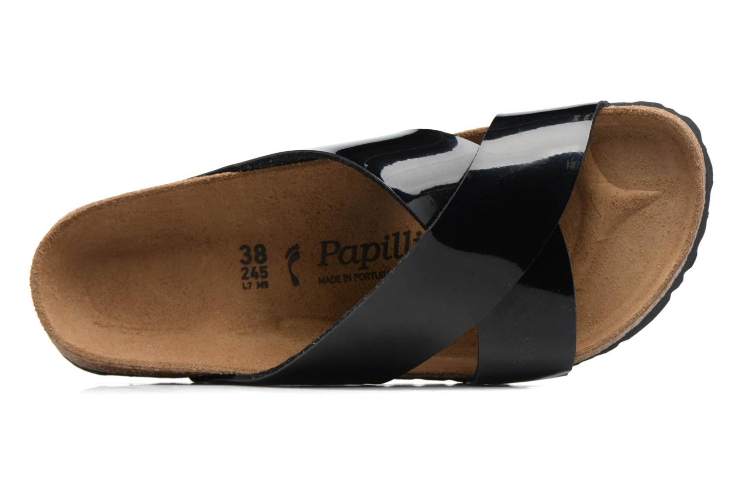 Wedges Papillio DAYTONA Zwart links