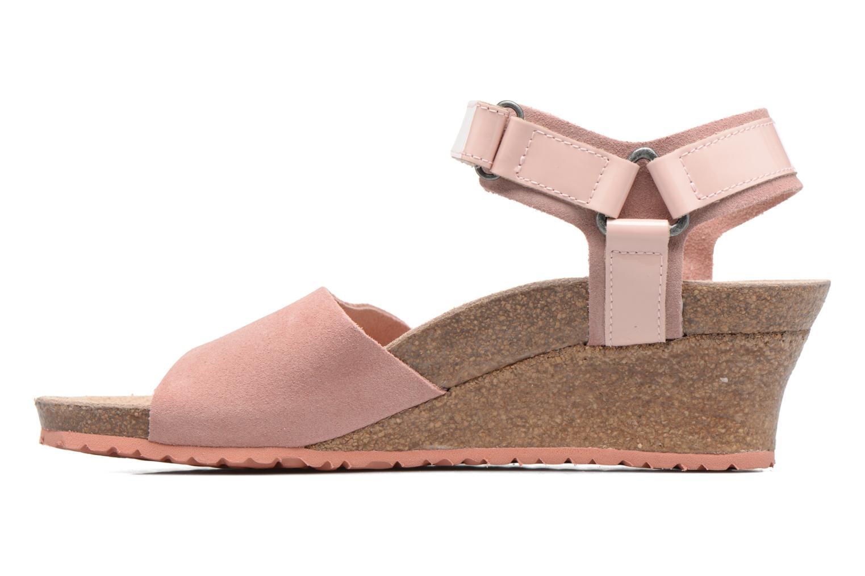 Sandalen Papillio EVE rosa ansicht von vorne