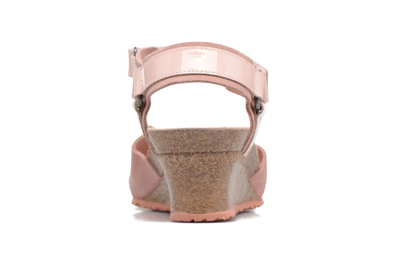 Sandalen Papillio EVE rosa ansicht von rechts