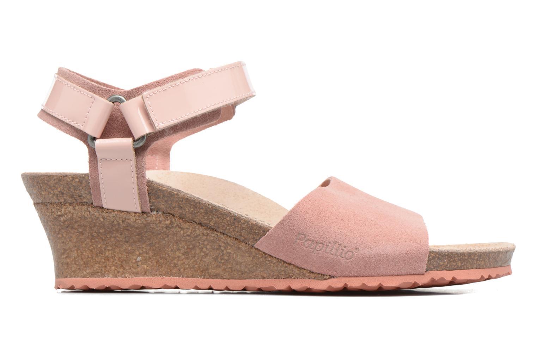 Sandalen Papillio EVE rosa ansicht von hinten