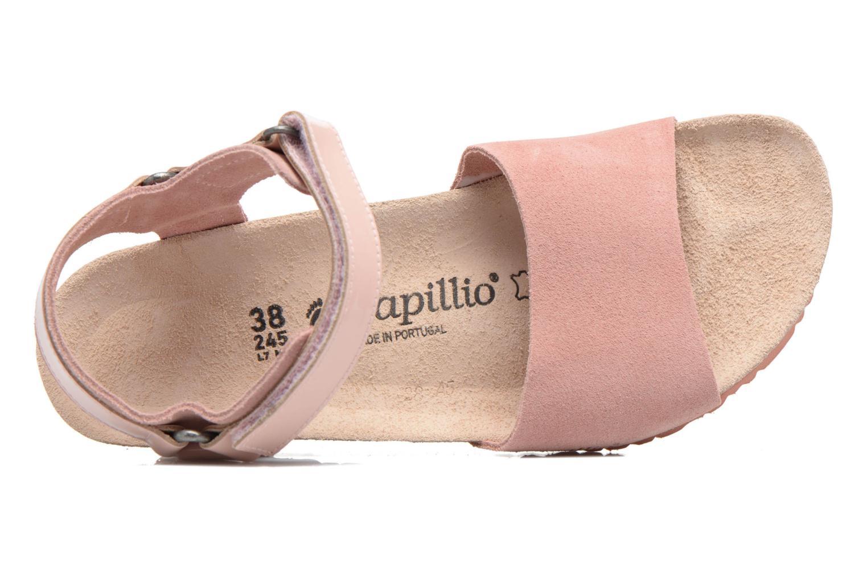 Sandaler Papillio EVE Pink se fra venstre
