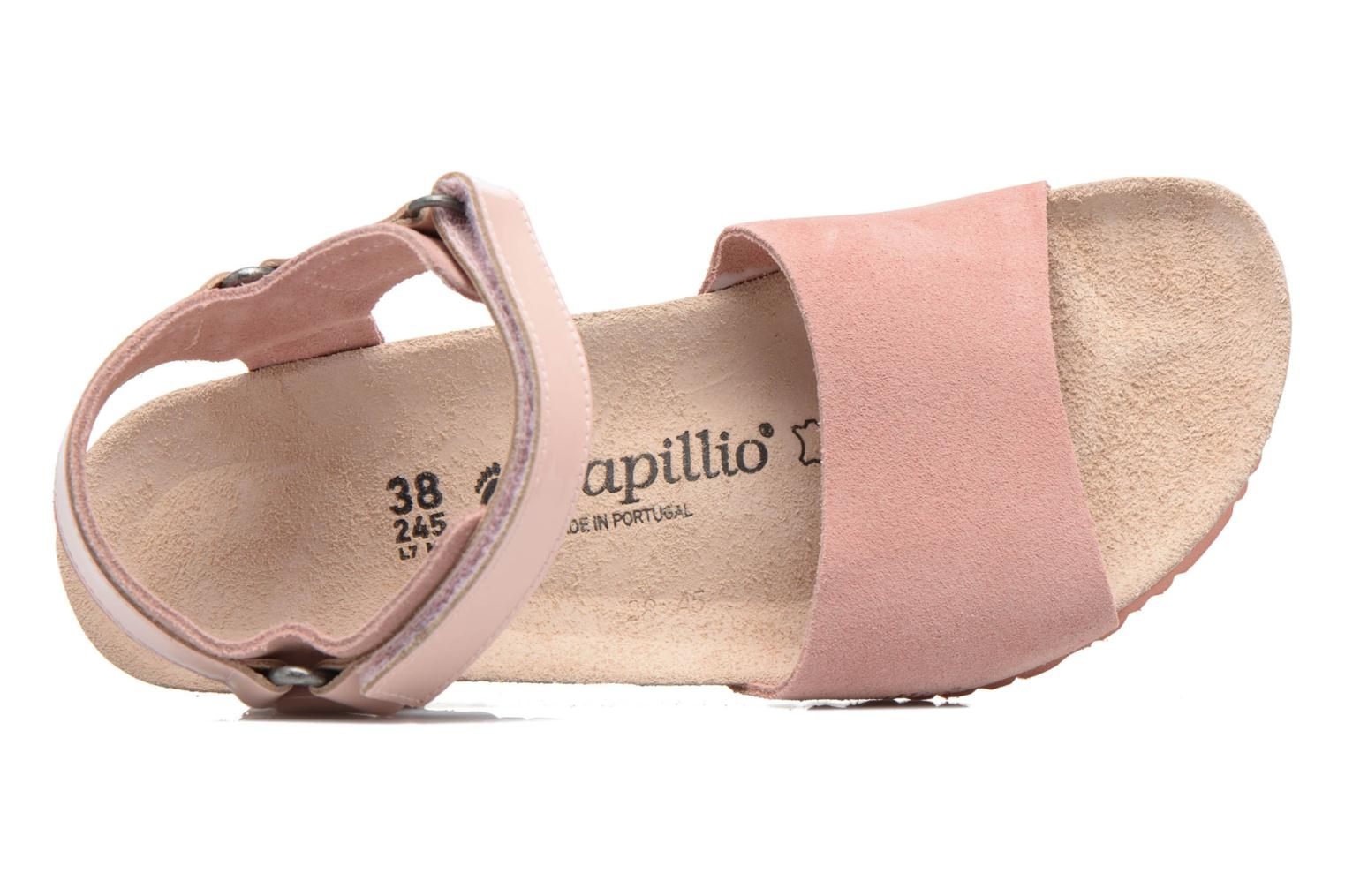 Sandals Papillio EVE Pink view from the left