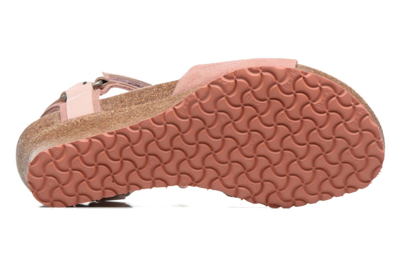 Sandalen Papillio EVE rosa ansicht von oben