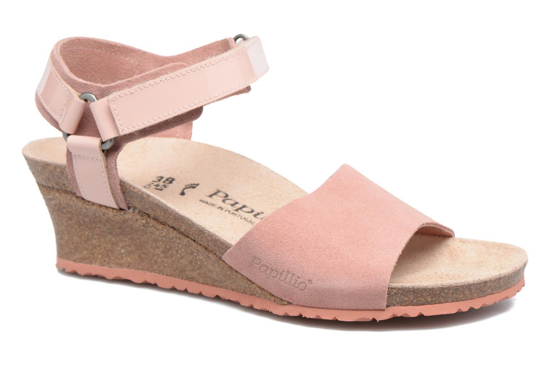 Sandaler Papillio EVE Pink detaljeret billede af skoene