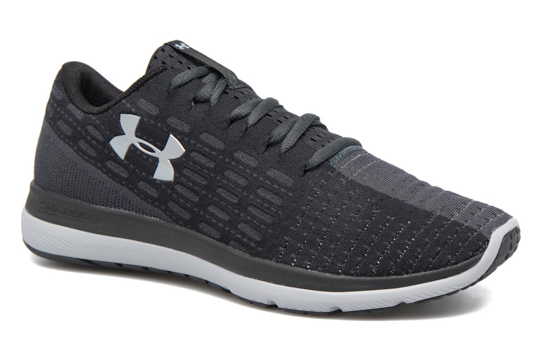 Chaussures de sport Under Armour Slingflex Noir vue détail/paire