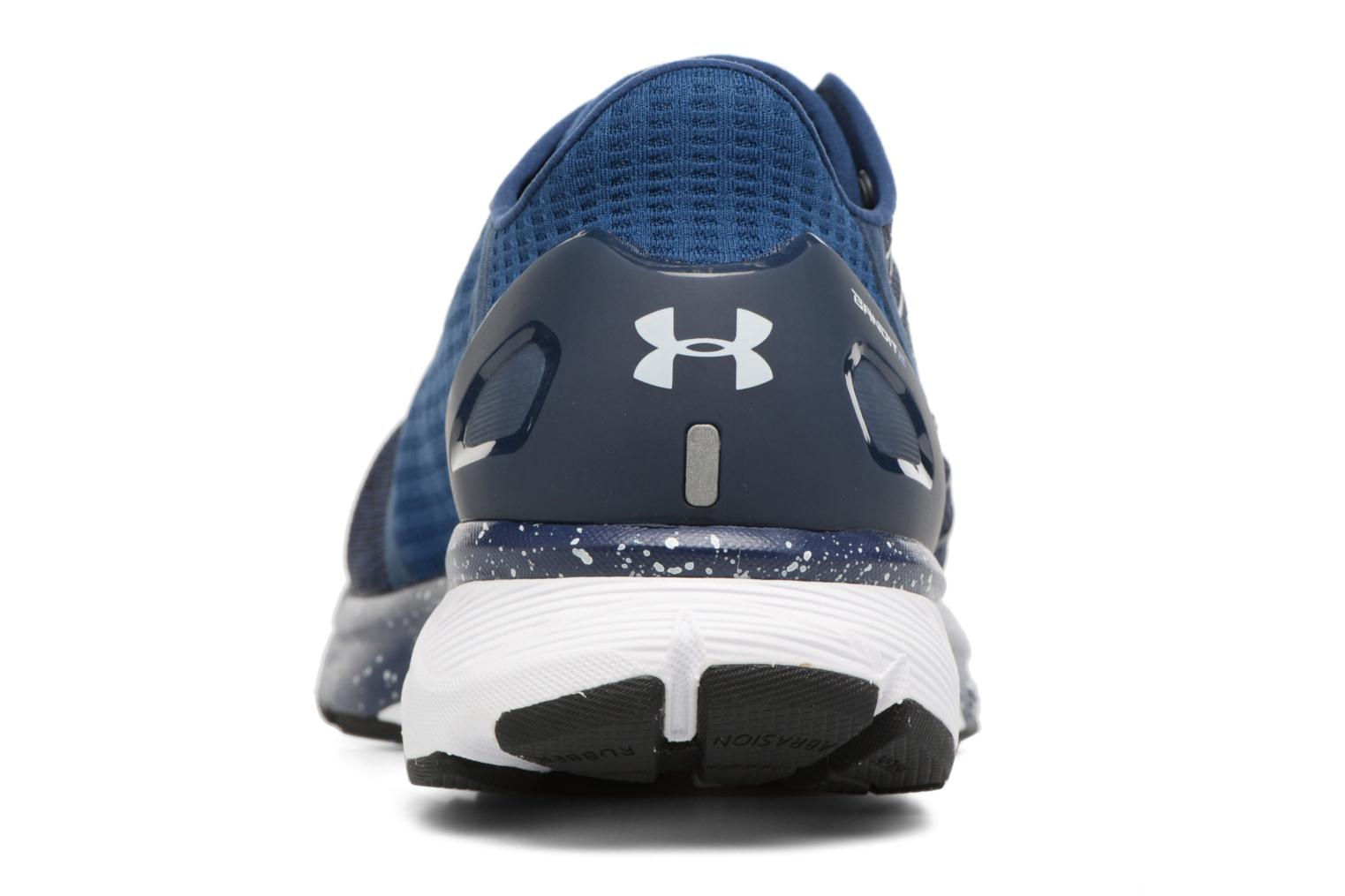 Sport shoes Under Armour Charged Bandit 2 Blue view from the right