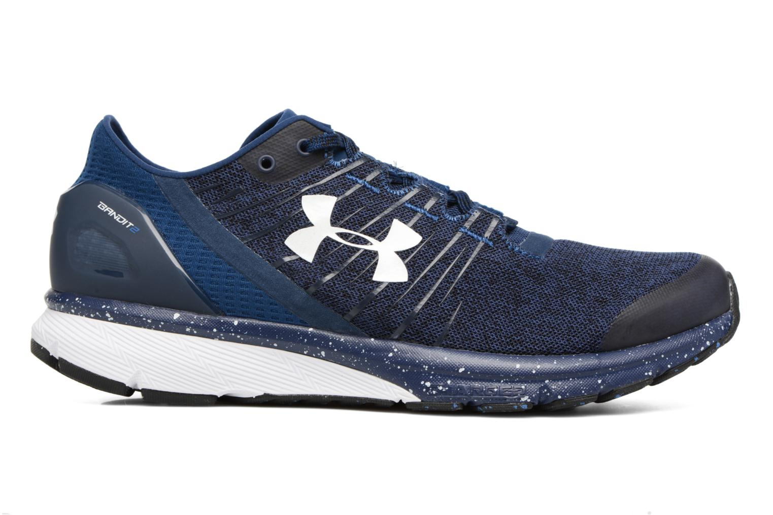 Sport shoes Under Armour Charged Bandit 2 Blue back view
