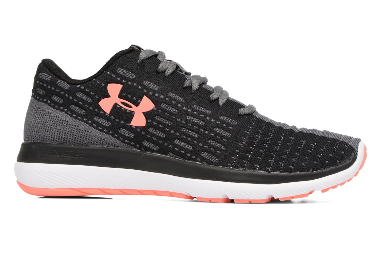 Chaussures de sport Under Armour Slingflex W Noir vue derrière