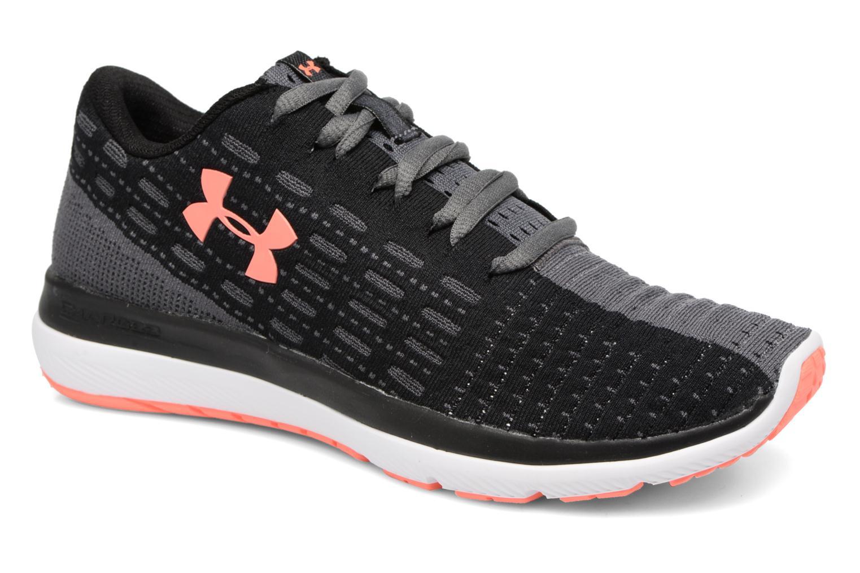 Chaussures de sport Under Armour Slingflex W Noir vue détail/paire