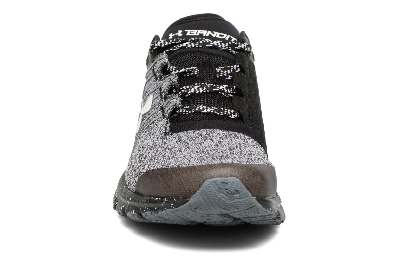Chaussures de sport Under Armour Charged Bandit 2 W Noir vue portées chaussures