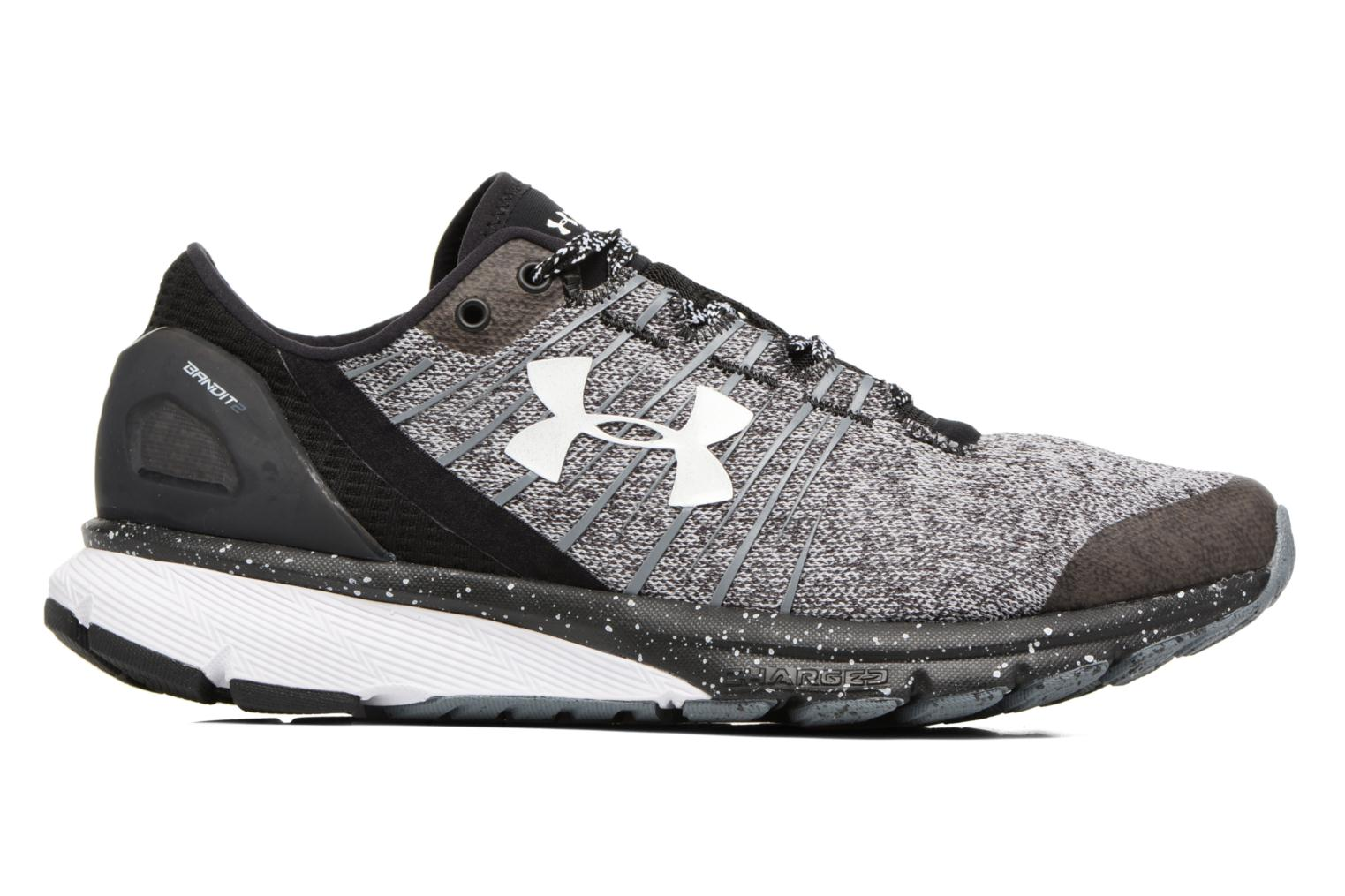 Scarpe sportive Under Armour Charged Bandit 2 W Nero immagine posteriore