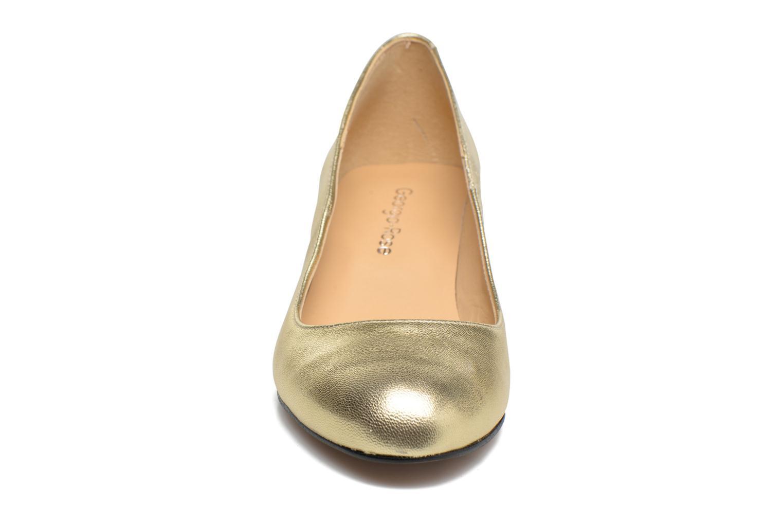 Escarpins Georgia Rose Slico Or et bronze vue portées chaussures