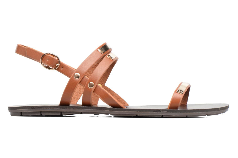 Sandali e scarpe aperte Chattawak Lydie Marrone immagine posteriore