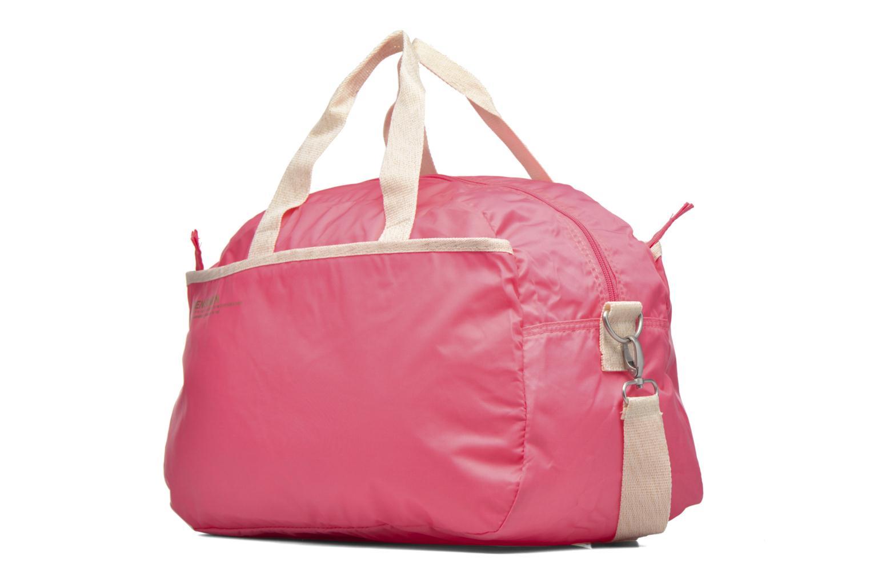 Sacs de sport Bensimon Color Sport Bag Rose vue portées chaussures