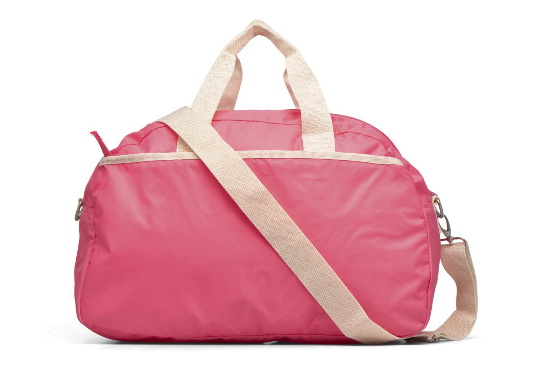 Sacs de sport Bensimon Color Sport Bag Rose vue face