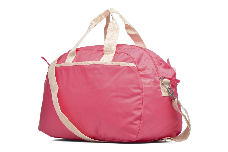 Sacs de sport Bensimon Color Sport Bag Rose vue droite
