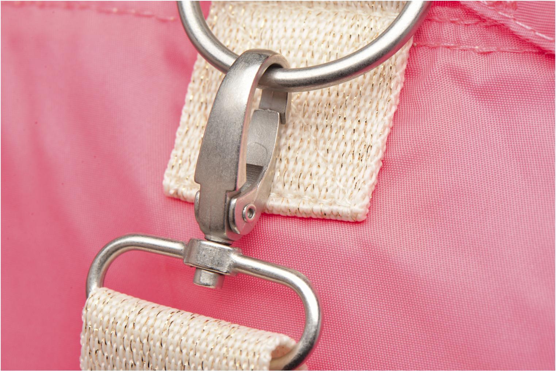 Sacs de sport Bensimon Color Sport Bag Rose vue gauche