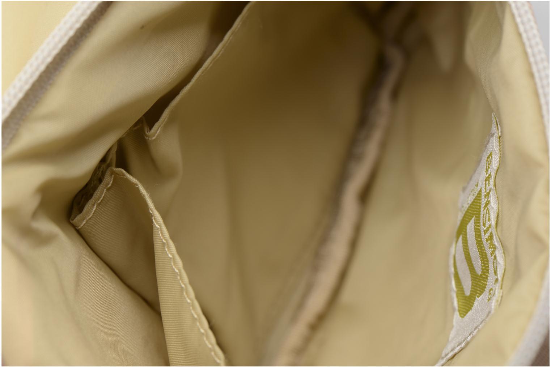 Handtassen Bensimon Fancy Canvas line Belt bag Roze achterkant