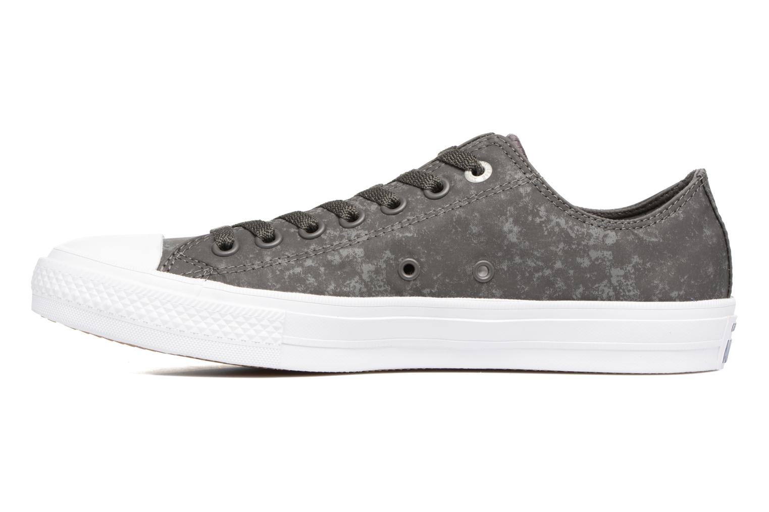 Chuck Taylor All Star II Ox Reflective Wash M Shale Grey/Pure Silver/White