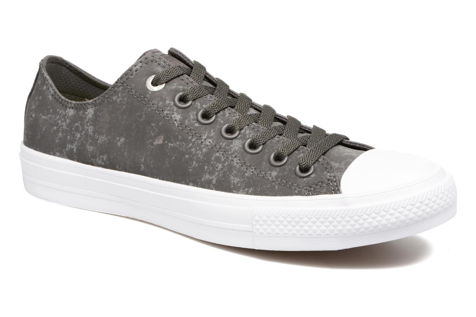 Donna Converse Chuck Taylor All Star Ii Ox Reflective Wash W Sneakers Grigio