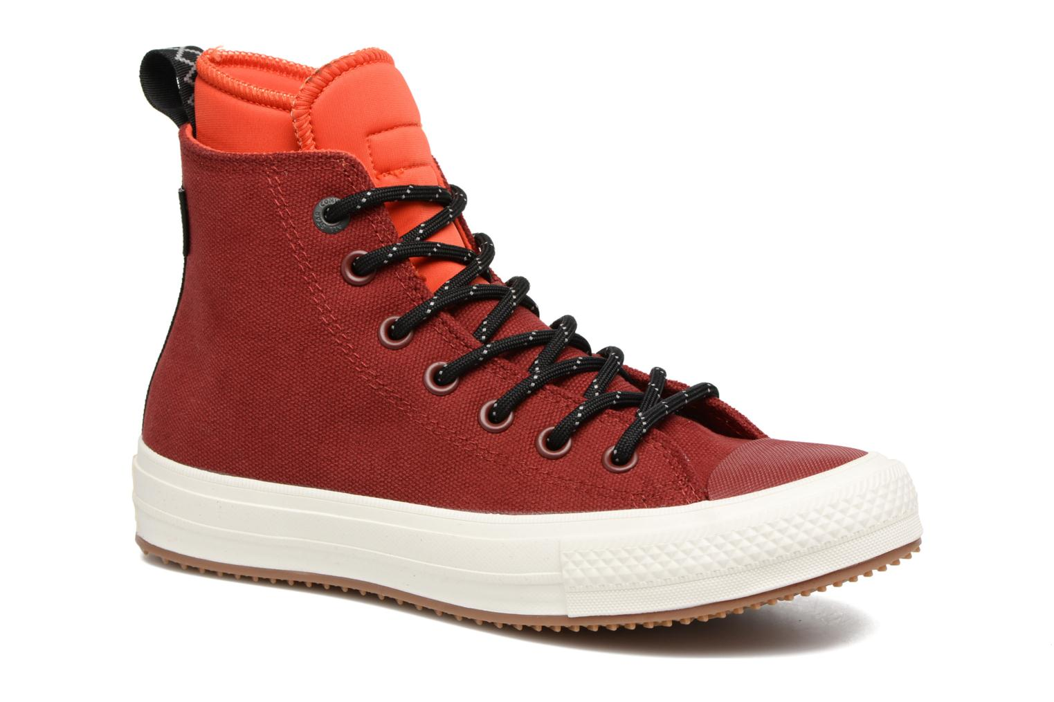 Chuck Taylor All Star II Hi Shield Canvas Boot W Red Block/Signal Red/Egret