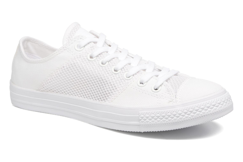 Chuck Taylor All Star Tri-Panel Ox White/white/white