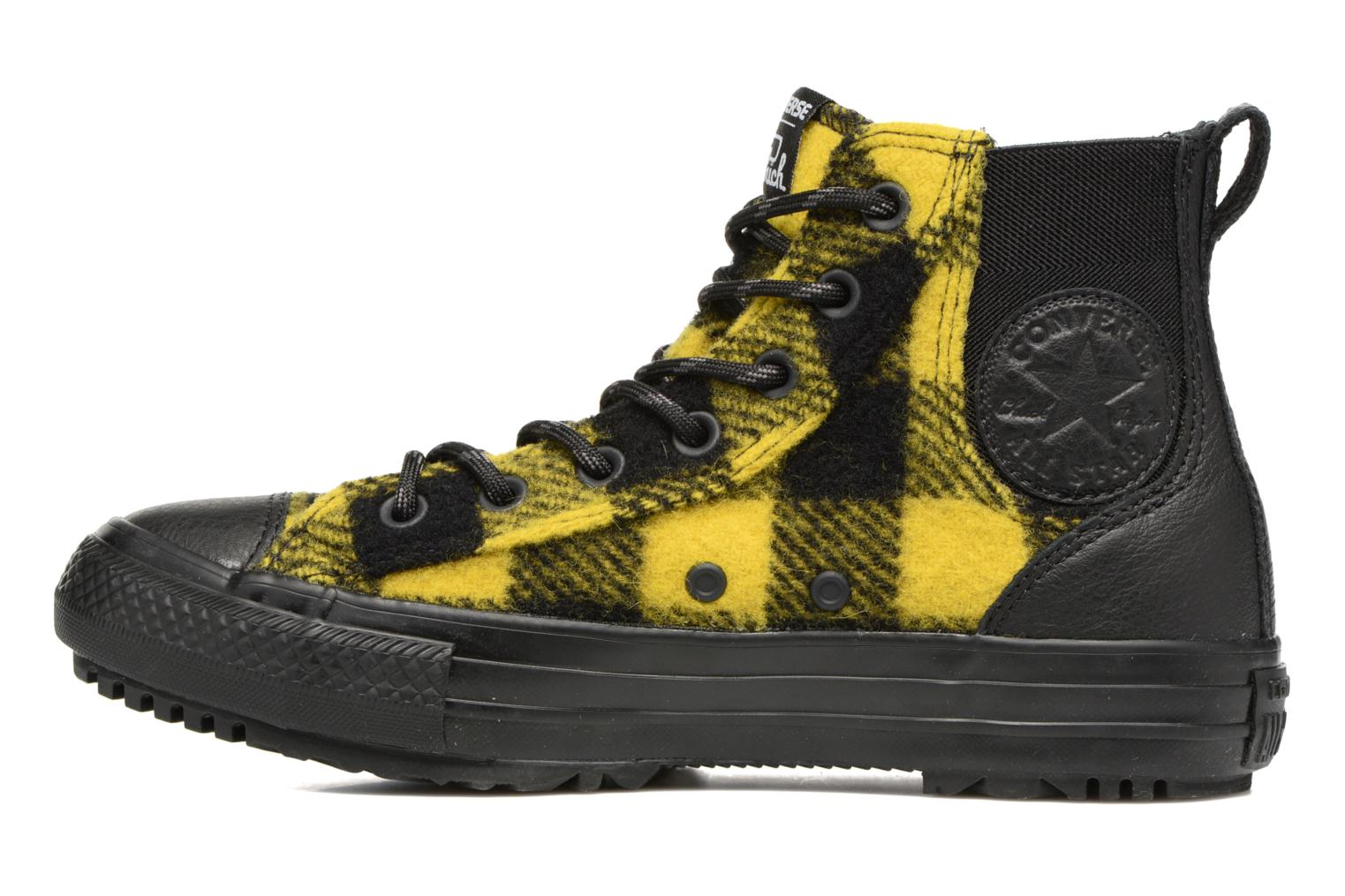 Chuck Taylor All Star Chelsea Boot Woolrich Hi Black