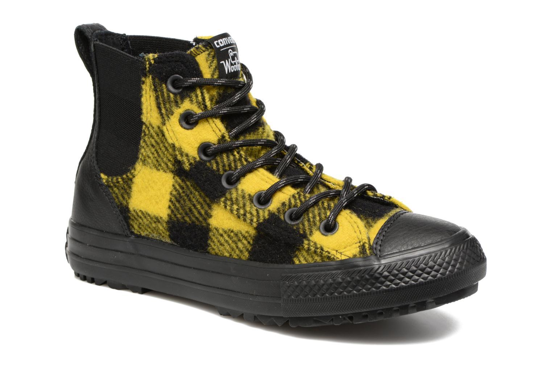 Chuck Taylor All Star Chelsea Boot Woolrich Hi Black