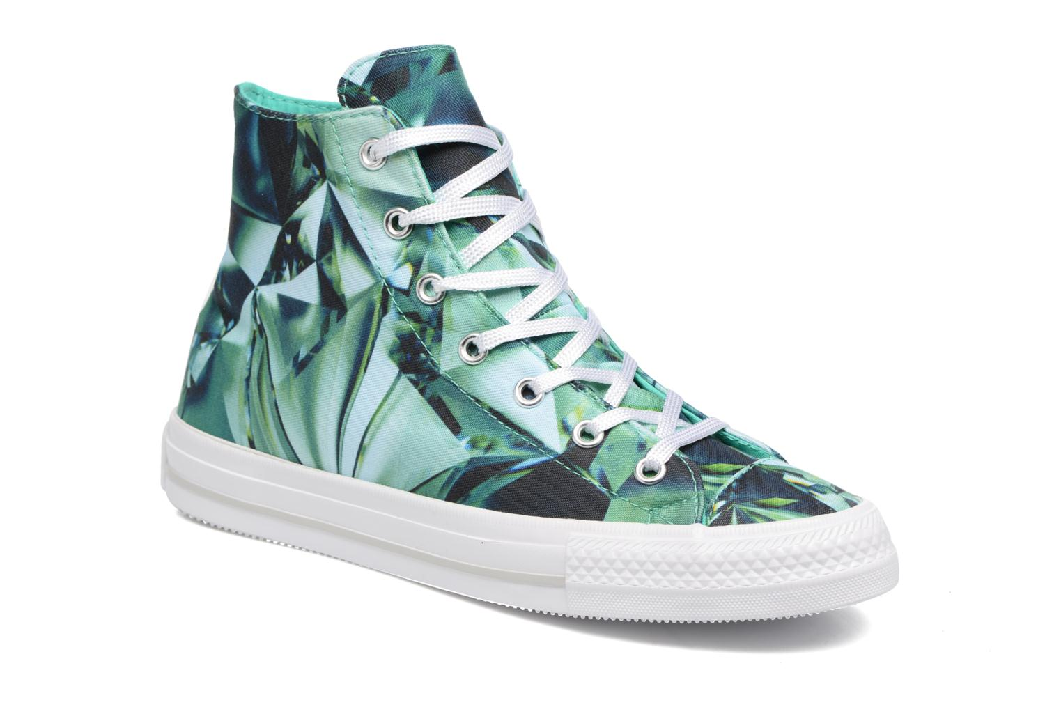quality design 644a7 4767d Converse Chuck Taylor All Star Gemma High Damen Sneaker Grün - associate- degree.de