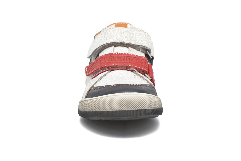Baskets GBB Malcom Multicolore vue portées chaussures