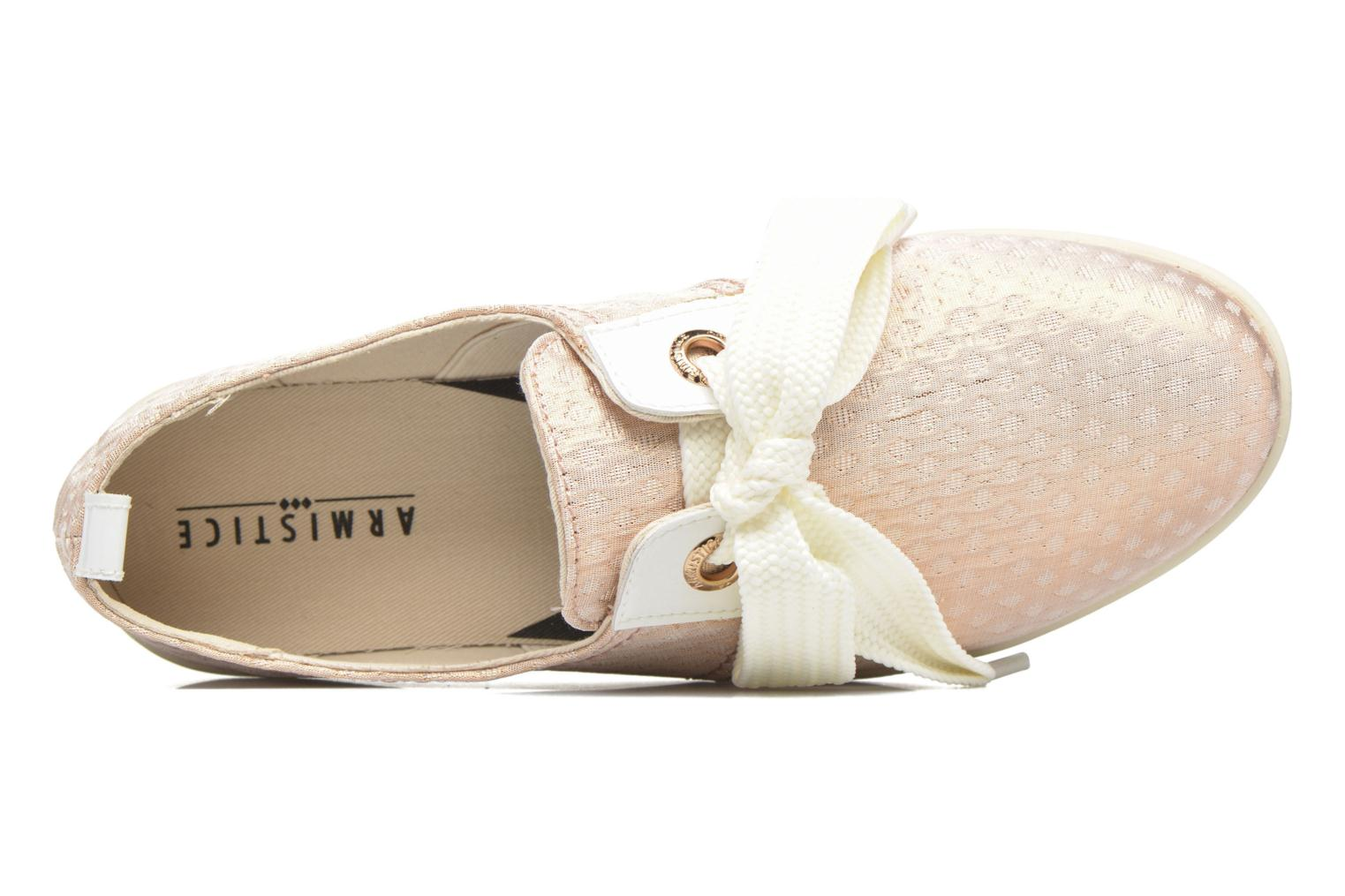 Sneakers Armistice Stone One Palace Rosa immagine sinistra