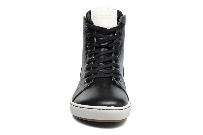 Schnürschuhe Birkenstock Bartlett W schwarz schuhe getragen