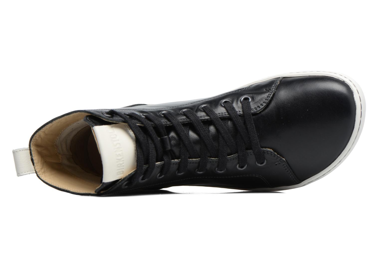 Chaussures à lacets Birkenstock Bartlett W Noir vue gauche